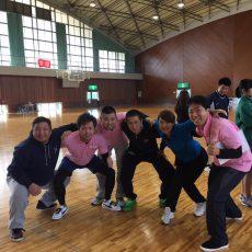 キンボールスポーツ交流大会