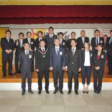 12月例会及び卒業式を開催しました